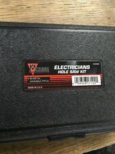 Morse AVO2E Master Electricians Hole Saw Kit