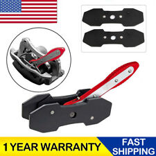Ratcheting Brake Piston Spreader Wrench Caliper Pad Install Tool Press Ratchet