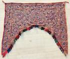Rabari Ethnic Embroidery Mirror Tribal Tapestry Decor Door Valance Indian Toran