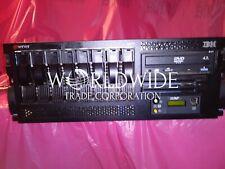 IBM 7029-6C3 p615 Server,1.2GHz 1-way P4+,2GB mem,2x 146gb HD, DSS-4 Tape rails