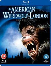 UN HOMBRE LOBO AMERICANO EN LONDRES BLU-RAY NUEVO Blu-ray (8260349)
