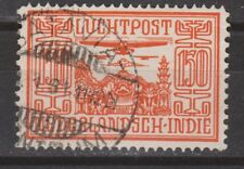 Nederlands Indie 10 CANCEL BATAVIA CENTRUM Netherlands Indies luchtpost 1928