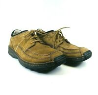 Timberland Smart Comfort Lace Up Oxfords Brown Suede Mens Size 10M 79006