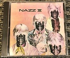 The Nazz Nazz Iii Cd Todd Rundgren 1971 Psych Rock Pop 1990 Rhino R2 70111