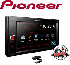Pionero mvh-av290bt 2-din Monitor USB/ MP3/ AUX / bt audio bluetooth nuevo emb.