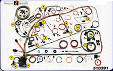 1966-1967 Ford Fairlane 1Classic Update Wiring Harness AAW Quality USA