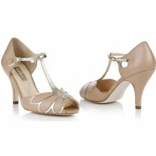 Rachel Simpson Peep Toes Bridal Shoes