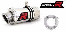 Dominator Exhaust GP I SUZUKI GSXR 1000 K1-K4 01-04 GSXR 600 750 K1-K5 + DBK