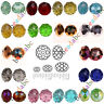 5040 6mm Rondelle 100pcs Austria Crystal Beads Loose beads color pick Jewelry