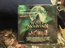 The Legend of Wolf Mountain (laser disc)