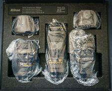 Nikon 100th Anniversary Triple F2.8 Zoom Lens Set 14-24mm 24-70mm VR 70-200mm FL