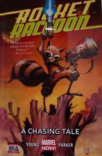 Rocket Raccoon Vol. 1 A Chasing Tail HC 50% Off FS Skottie Young Marvel Comics