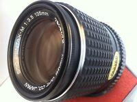 SMC Pentax-M 1:3.5 135mm Telephoto F3.5 Pentax-K + DIGITAL SLR fit Prime Lens