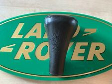 RANGE ROVER P38 Gear Knob Leather Stitched Stick Gear Lever As Per Pictures