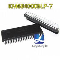 5pcs KM684000BLP-7 DIP-32 512Kx8 bit Low Power CMOS Static RAM