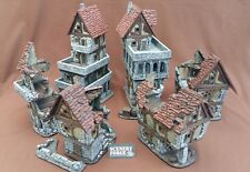Scenery Forge silicon mold. Escenografia wargame (it's not a hirst arts system)
