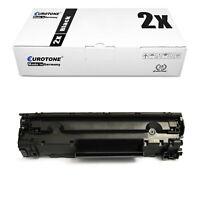 2x ECO Toner für Canon I-Sensys LBP-151-dw MF-232-w MF-217-w MF-231 MF-249-dw