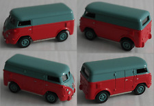 Johnny Lightning – VW T1 Transporter rot/graublau