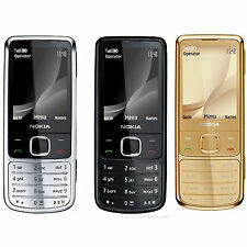 Nokia 6700C Classic Unlocked Cell Phone 5MP FM GPS Bluetooth 3G 6700c Black