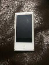 Apple iPod Nano 7th Generation 16GB Silver