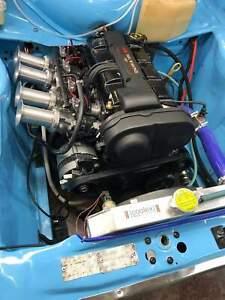 Ford ST170 Bike Throttle Bodies Kit ZX10R 44mm *STARTER PACK*