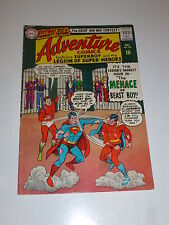 ADVENTURE COMICS Comic - No 339 - Date 12/1965 - DC Comic
