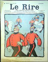 Le RIRE N° 339 du 4  Mai 1901