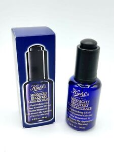 Kiehls Midnight Recovery Concentrate Replenishing Oil 1 Oz