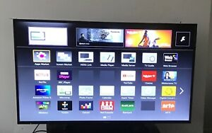 Panasonic TX50AS500B 50 inch smart TV excellent condition