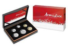 2018 Armistice Proof set coin, 100 years on