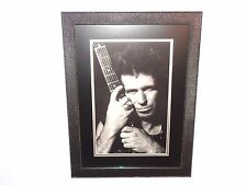 Keith Richards Real Museum Quality Authentic Framed Promo Poster Rolling Stones