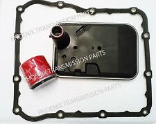 Allison 1000 2000 Transmission Shallow Pan Filter Kit with Spin On 2001 and Up