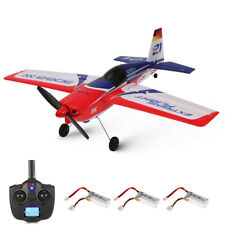 XK A430 RTF 2.4G 5CH 430mm 3D6G System Stabilization Brushless RC Airplane W4L0
