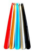 5er Set Schuhanziehhilfe mit Haken extra lang | Schuhlöffel 60 cm Schuhanzieher