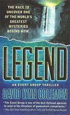 Event Group Thrillers: Legend 2 by David L. Golemon (2008, Paperback)