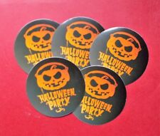 "Sticker Decal Set "" Halloween Party "" Gloss-Optics Stickerbomb Laptop Decor"