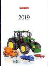 Wiking Katalog 2019 / Prospekt 2019 Februar Neuheiten Fahrzeugmodelle