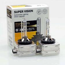 6000K Bulbs HID Xenon Low Beam Headlight Pair 2 Bulb D1S  6000 k 6K White