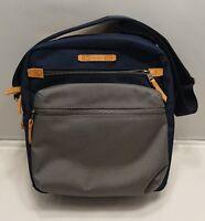 NEW TUMI AMHURST Crossbody 061005NVY Commuter Bag Tech NWT $225