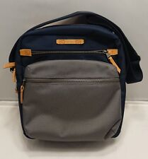 NEW TUMI AMHURST Crossbody 061005NVY Commuter Bag Tech NWT $225