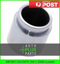 Fits INFINITI QX70/FX (S51) - Brake Caliper Cylinder Piston (Front) Brakes