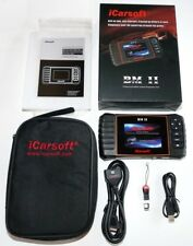 iCarsoft BM II BM2 OBD2 Diagnosegerät für BMW Mini Servicereset DPF/Öl/Bremsen