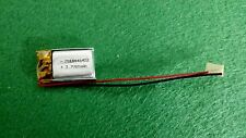 Lithium Polymer Rechargable Batteries. 3.7V 80, Total Quantity Available 1220
