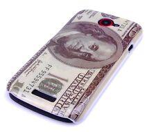 Hülle f HTC One S Schutzhülle Tasche Case Cover Schale USA Amerika Dollar 100$