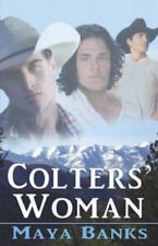 Complete Set Series - Lot of 5 Colters' Legacy books by Maya Banks (Romance)