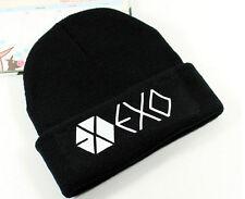 Funny Unisex membro EXO knit cuffia per cappelli invernali hip-hop KPOP