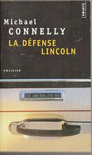Policier points P1690 Michael Connelly  La défense lincoln