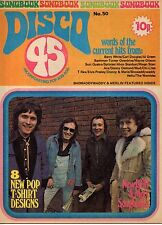Mud on Disco 45 Magazine Cover 1974    Showaddywaddy   Merlin   Splinter