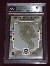 05-06 The Cup Rookie Masterpiece Ryan Getzlaf 1/1 BGS 9 MINT Printing Plate RC
