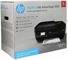 Brand New HP OfficeJet 3835/3831 All-In-One WiFi Printer Copier Scanner, E-Print